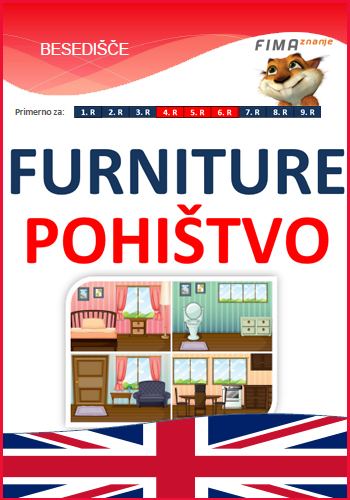 FURNITURE – Pohištvo